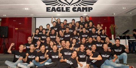 Nguyễn Xuân Quỳnh_Eagle Camp 1